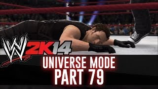 WWE 2K14: Universe Mode: Part 79 - MOST EXTREME MATCH EVER!!
