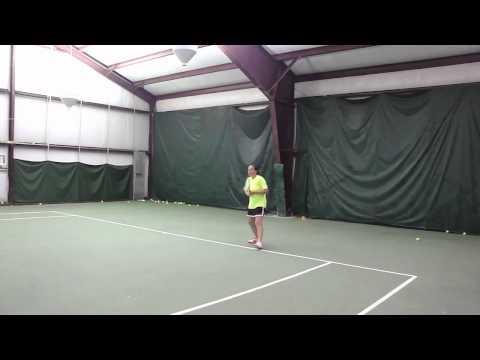 Catie Nonenmacher-College Tennis