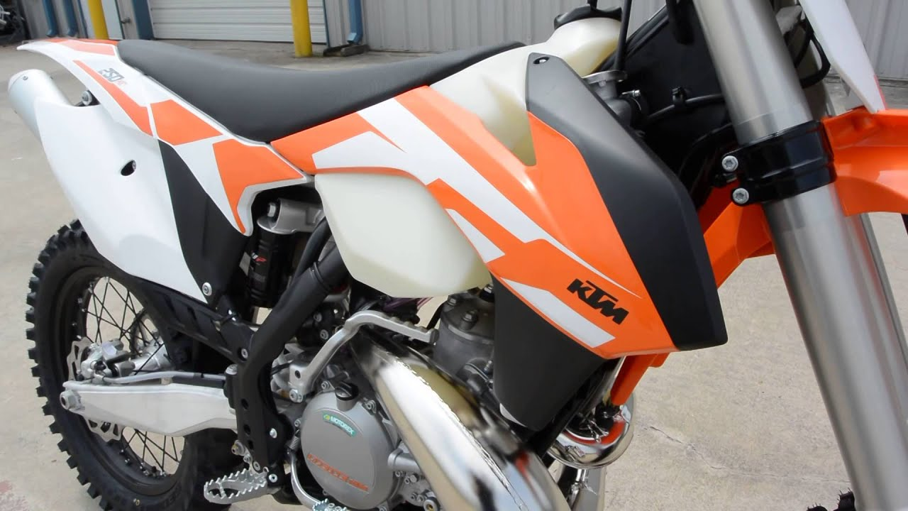 8699 2016 Ktm 250 Xc Overview And Review Youtube