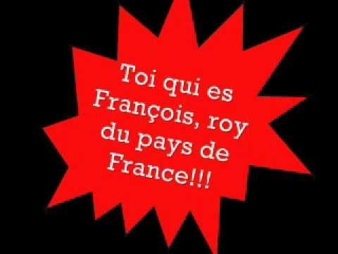 La douce France sauvée par les turcs!