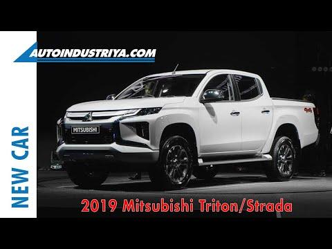 10 new features of 2019 Mitsubishi Strada, Triton, L200 - Feature