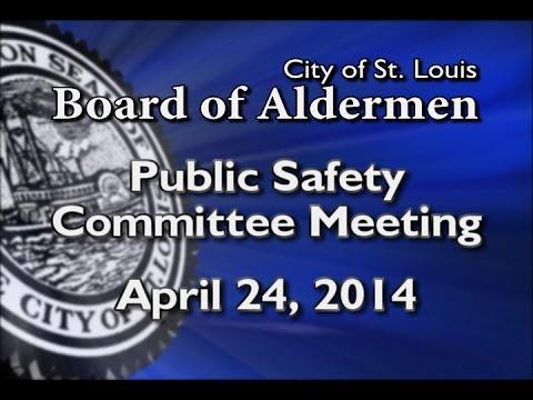 Public Safety - April 24, 2014