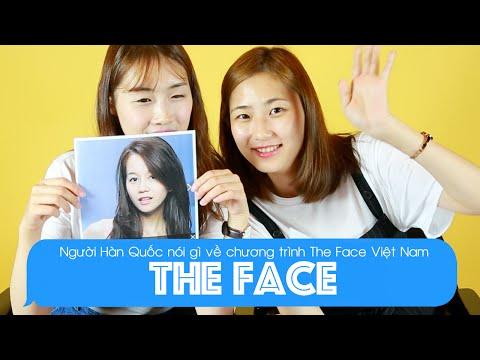 Người Hàn Quốc nói gì về The Face Việt Nam | Khoa Tieng Viet