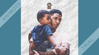 NBA Youngboy - You The One (Lyrics Video)