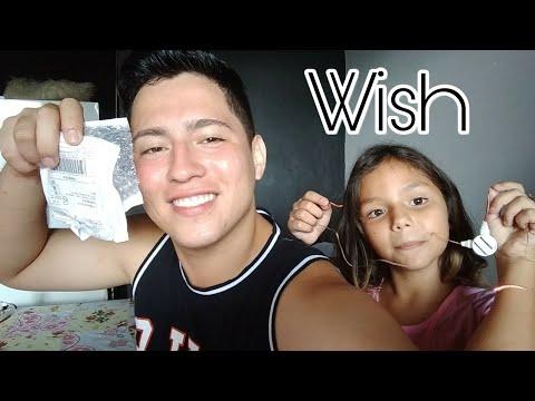Comprei No Wish E Olha No Que Deu Youtube