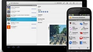 memento Database  Memento Database Android App Review - CrazyMikesapps