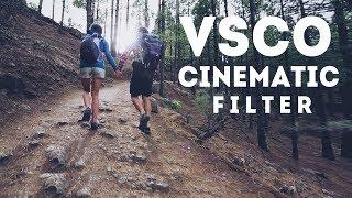 Cara Edit Cinematic Filter di VSCO Android dan iOS   Tutorial