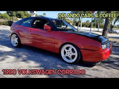 1990 Volkswagen Corrado At Orlando Cars & Coffee