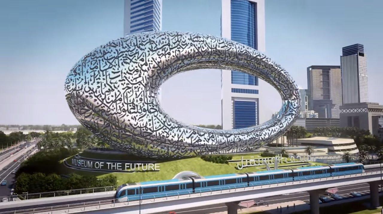 Futuristic Concepts 5 Incredible Futuristic Museum Concepts Youtube