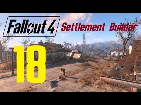 FALLOUT 4: Settlement Builder #18