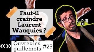Usul. Faut-il craindre Laurent Wauquiez ?