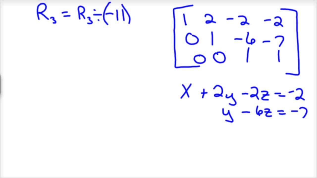 Gaussin Algoritmi