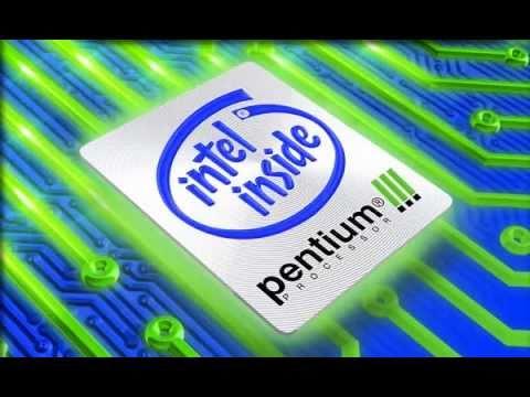 Intel Pentium 3 Demo