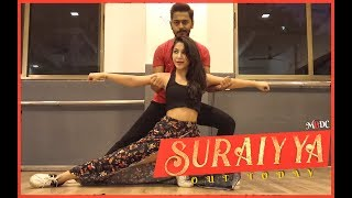 Suraiyya | Thugs of Hindostan | Katrina, Aamir | The MiddleBEAT | Dance Choreography