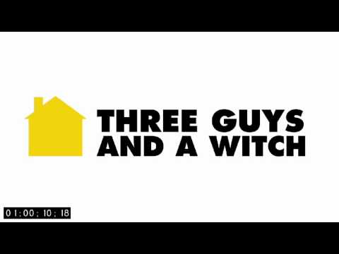 Three Guys and Witch Webseries  Animation