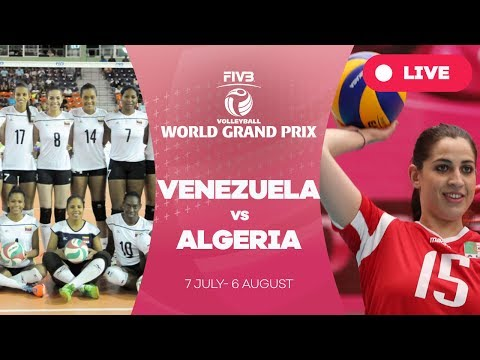 Venezuela v Algeria -  Group 3: 2017 FIVB Volleyball World G