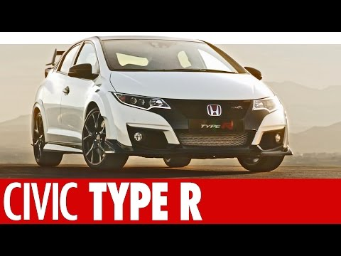 ► 2015 Honda Civic Type R - Official Launch