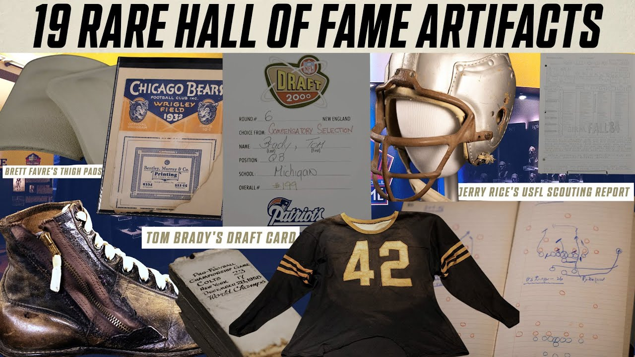 19 AWESOME Hall of Fame Artifacts You'd Never Know About!