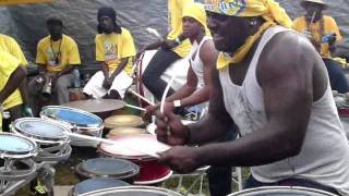 Panorama 2012 Semis Carib Rhythm Section pt 2