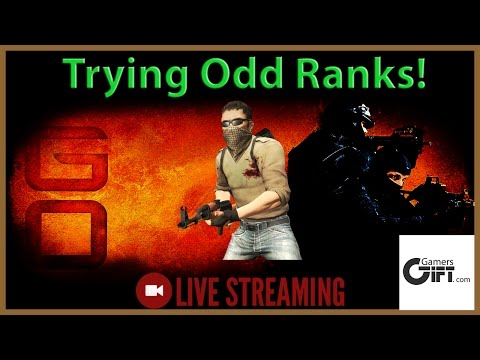PC CSGO: Trying Odd Ranks with Exion!