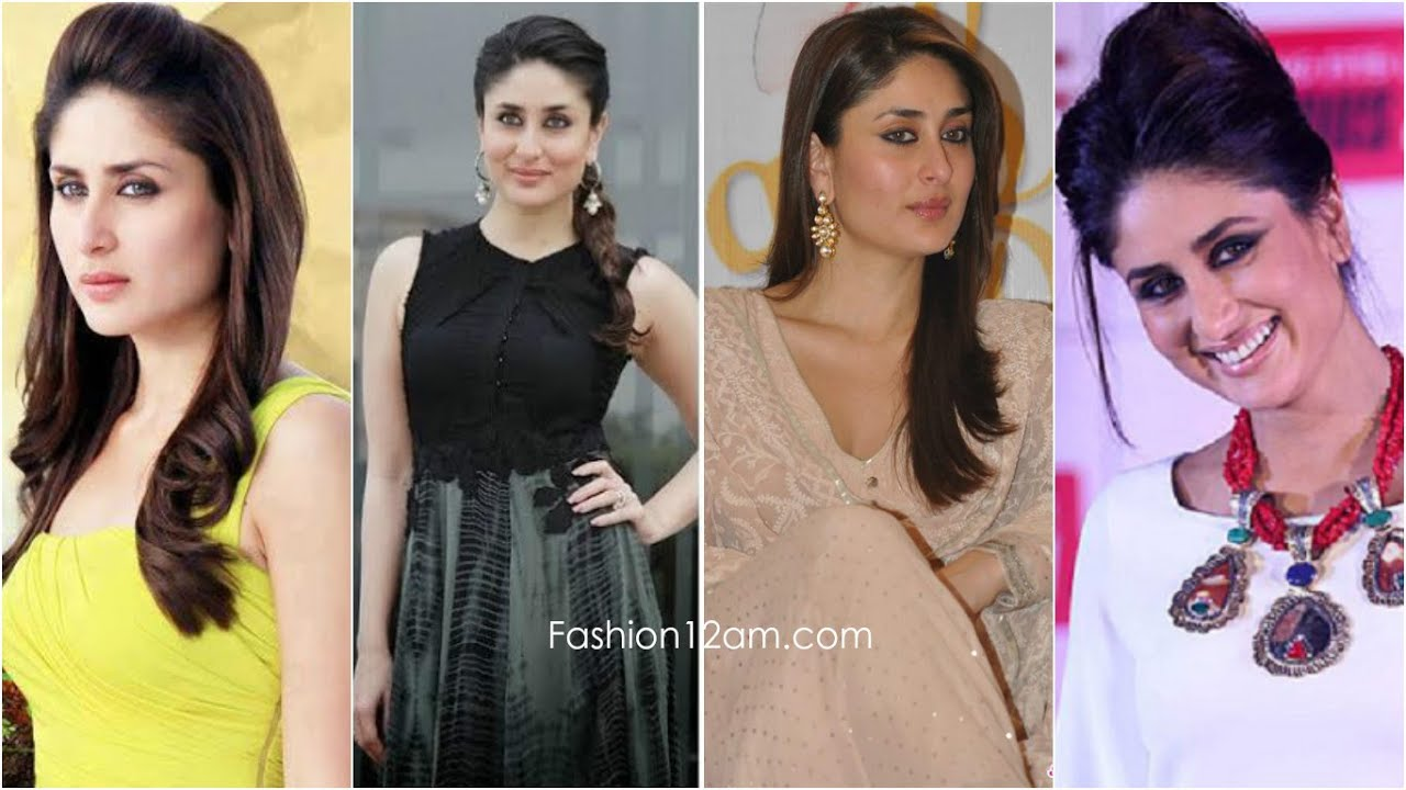 Top Kareena Kapoor Hairstyles