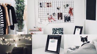 Oda Dekorasyon Fi̇ki̇rleri̇ || Diy Takvim Yapımı, Tel Pano, Pinterest 🧡