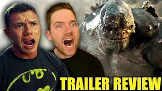 BATMAN v SUPERMAN Trailer 2 - Reaction Review