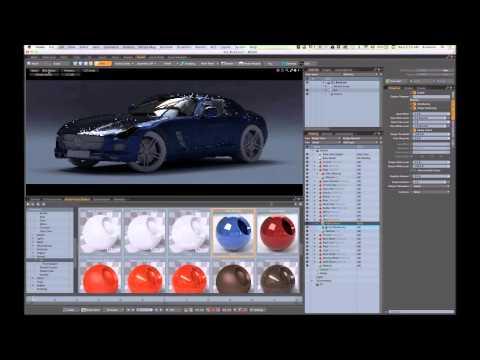 MODO in Automotive Design Webinar by Car Design News