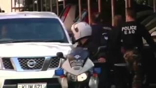 محكمة قبرصية تقضي بحبس المتهم بخطف الطائرة المصرية 8 أيام احتياطيا