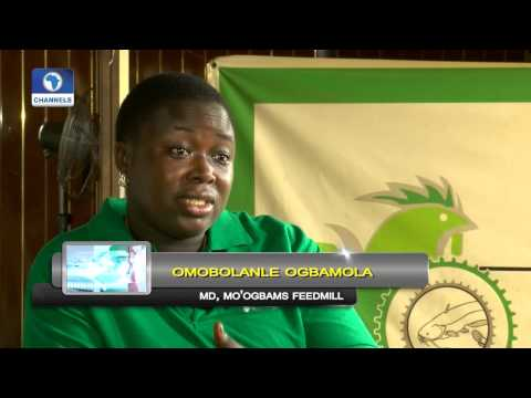 BOI Weekly Visits Mo'ogbams Feed Mill And Agro Allied Products 210515 Pt 1