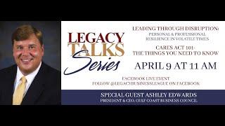 Legacy Talks Series- Ashley Edwards