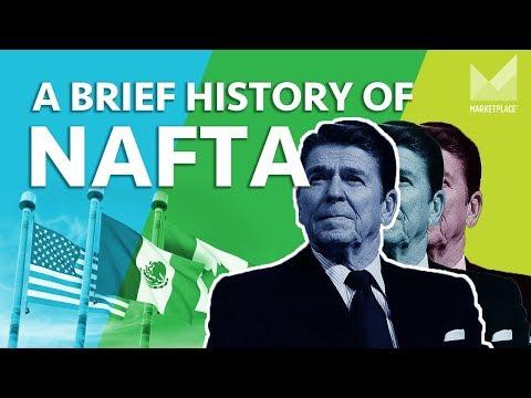 A brief history of NAFTA