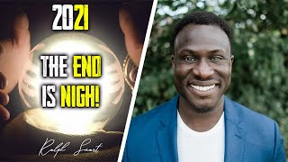 """2021 WORLD PREDICTIONS."" 👁️ 