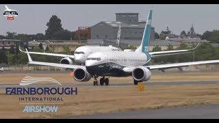 Farnborough Airshow 2018 LIVE!