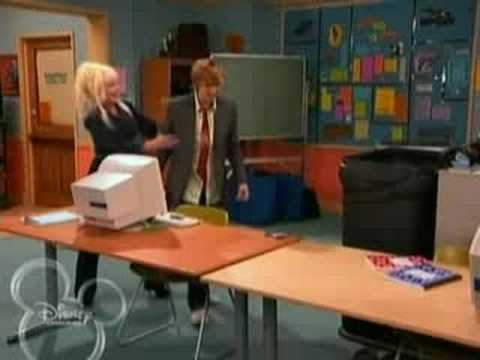 Dolly Parton on Hannah Montana