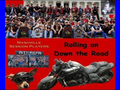 ROLLING ON DOWN THE ROAD ~ Nashville Session Players ~ www.FreedomTracks.com
