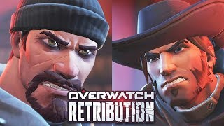 OVERWATCH RETRIBUTION Gameplay Walkthrough Part 1 FULL GAME - No Commentary