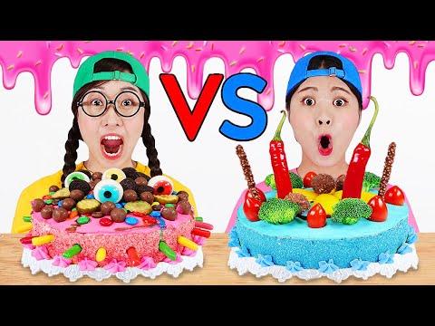Cake Decorating Challenge