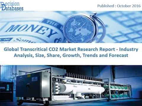 Transcritical CO2 Market Research Report Upto 2022