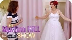 Das Traumkleid - Zwischen Tüll und Tränen | Die Martina Hill Show | SAT.1