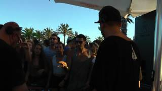 Marco Faraone b2b Dan Drastic @ Moon Harbour party Sonar Off Barcelona 2013