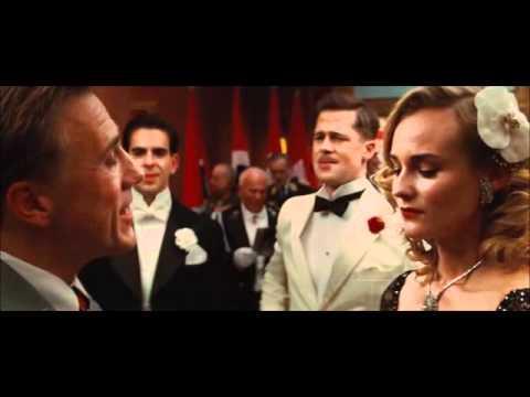 "Inglourious Basterds - The ""Italian"" scene"