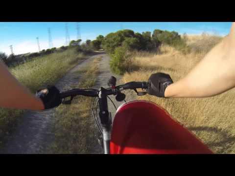 Weekend bike ride...