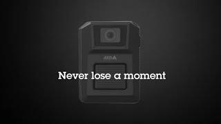 AXIS W100 vidéo