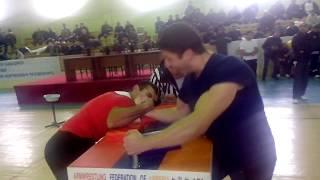 Armwrestling Hro Martirosyan chempionfight Armenia