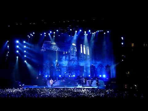 Avenged Sevenfold Nightmare Rockstar Uproar Tour  Madison WI 2010
