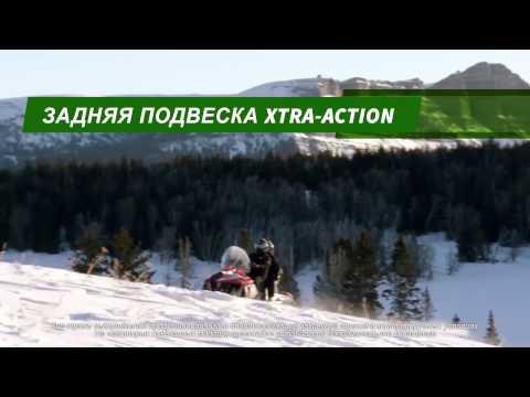 Arctic Cat 2016 Утилитарные снегоходы-обзор