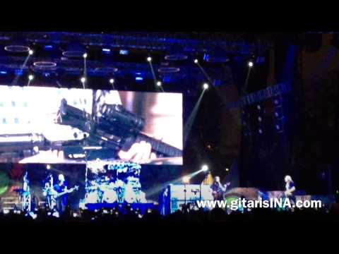 Dream Theater Live at Jakarta Indonesia 2014 - Enemy Inside