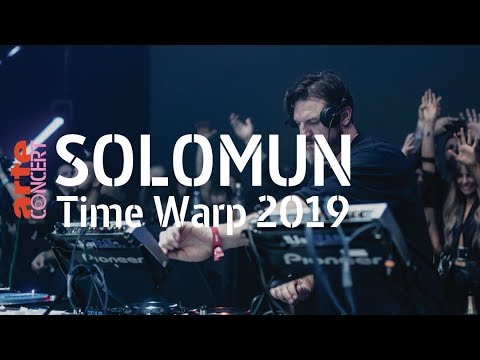 Solomun @ Time Warp 2019 - ARTE Concert