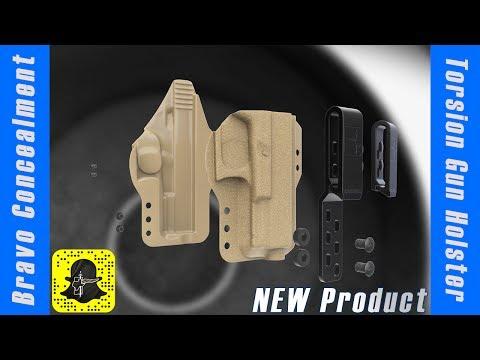 2 Gun Holster Bundle - BCA (OWB)